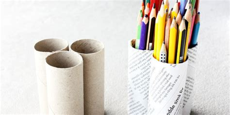 Crafts You Can Make With Paper - amazing crafts you can make with toilet paper rolls huffpost