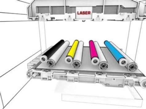 How A Laser Printer Works Doovi