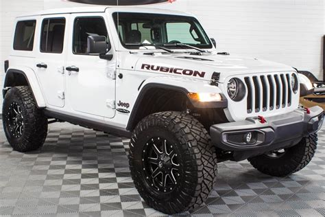 jeep rubicon white 2018 jeep wrangler rubicon unlimited jl white