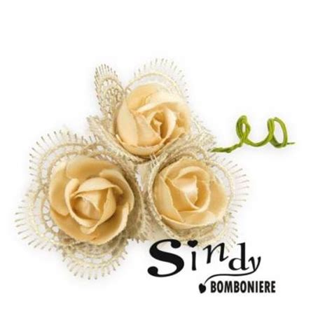 fiori per bomboniera bomboniere fai da te fiori per confezione bomboniere