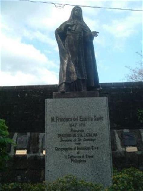 biography of mother francisca del espiritu santo mother francisca del espiritu santo historical marker