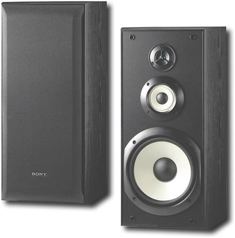 sony 8 quot bookshelf speakers pair ss b3000 best buy