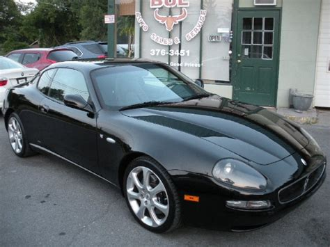 2003 Maserati Coupe Cambiocorsa by 2003 Maserati Coupe Cambiocorsa F1 Stock 12186 For Sale