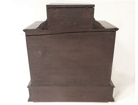 small wooden cabinet with drawers small wooden cabinet drawers secret hiding blackened brass