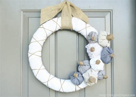 How To Make Front Door Wreaths How To Make Front Door Wreaths For Fall Diy Projects Craft Ideas How To S For Home Decor With