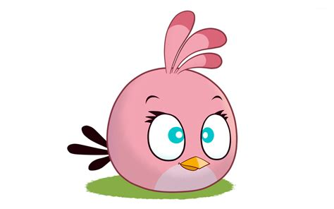 Stelan Angry Bird stella angry birds wallpaper wallpapers 18288