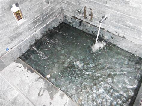 montaggio vasca idromassaggio area relax installazione di hammam saune vasche