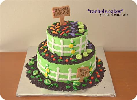 Vegetable Garden Cake Ideas Photograph Vegetable Garden Ca Vegetable Garden Cake Ideas
