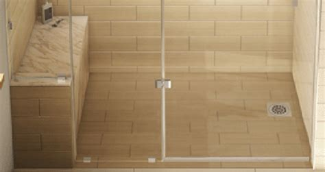 shower pans with bench tile redi introduces base n bench shower kits floors