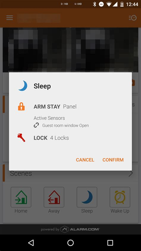 new update for android alarm brings one touch automation to android in app update