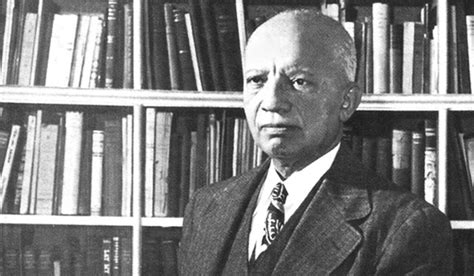 Carter G. Woodson and the History Behind Black History