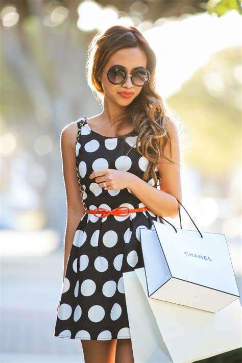 lace and locks fashion lace and locks how to wear polka dots in summer 2014 just the design