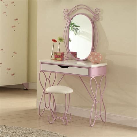 Vanity In Purple by Acme Furniture Ii Vanity Set In White And Light