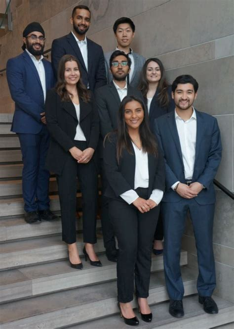 Ivey Mba Class Of 2019 by Get To The Msc Class Of 2019 Finance Technology