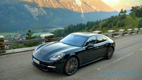 4 Door Porsche Panamera by 2017 Porsche Panamera Drive The 4 Door Sedan