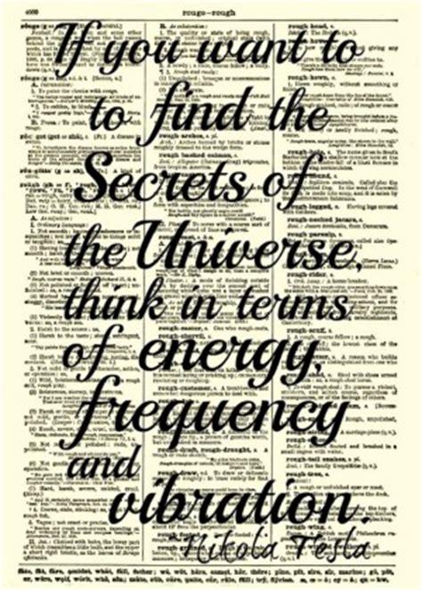 tesla vibration quote quotes about vibrations quotesgram