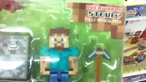 minecraft at toys r us minecraft new toysrus s figures plushes and more