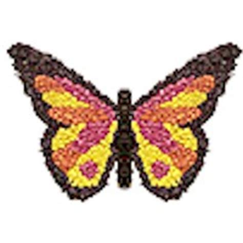 Butterfly Tissue Paper Craft - butterfly crafts for