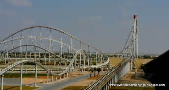 World Dubai Roller Coaster The World S Catalog Of Ideas