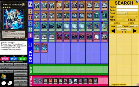 yugioh zexal decks yugioh deck review kite s decks