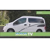 MMM TV Motorhome Review Lunar Vacanza Campervan  YouTube