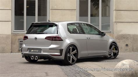 Opel Blazer Lung Volkswagen Cars News Hear The Golf R 400 Exercise Its Lungs