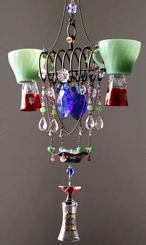 1000 Images About Madeleine Boulesteix On Pinterest Chandeliers Made From Recycled Materials