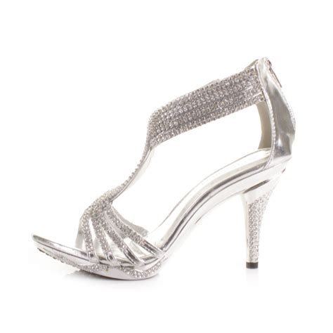silver high heels for wedding silver high heel wedding shoes 28 images womens silver