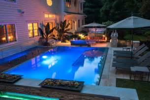Spa Faucets Modern Swimming Pool Design Nj Modern Pool New York