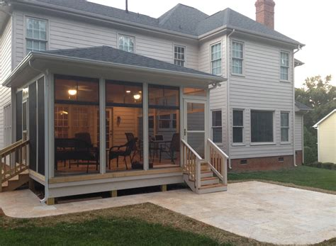 Windows For Porch Inspiration Modern Cozy Screen Porch Windows Karenefoley Porch