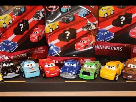 Cars 3 Mini Racer Blind Bag Fabulous Lightning Mcqueen 1 mattel disney cars 3 mini racers blind bags mcqueen doc cal weathers die casts
