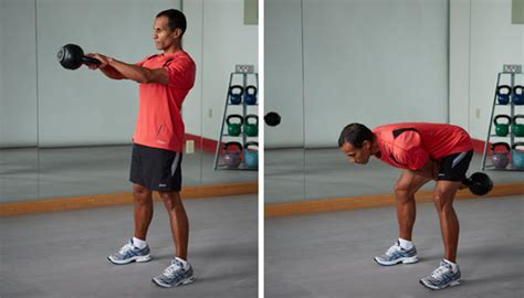 2 arm kettlebell swing how to get started with kettlebells