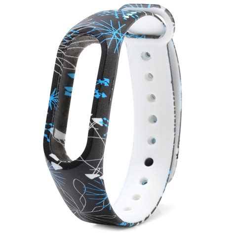 Tpu Option For Xiaomi Mi Band Replacement cqm tpu smartwatch for xiaomi mi band 2 replacement