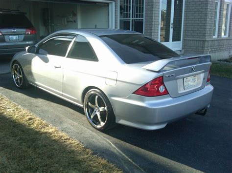 Honda Civic Coupe 2005 by My 2005 Honda Civic 2dr Coupe Si Ex Let Me What You
