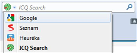 Icq Search Jak Z Firefoxu Odstranit Icq Mozilla Cz