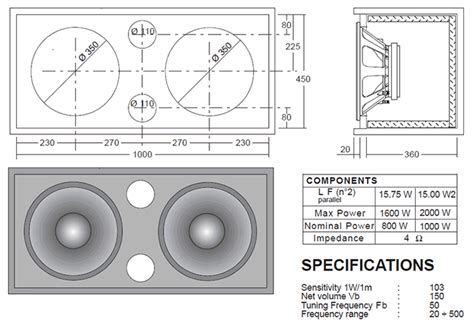 guitar speaker cabinet design woodworking 2 x 15 speaker cabinet plans plans pdf