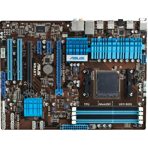 Motherboard Amd Socket Am3 mainboard asus m5a97 pc base amd am3 form factor atx from
