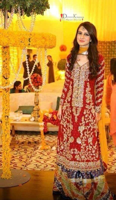 Botega Top Ori Hijabsister bridal mehndi dresses in pakistan season 2016