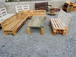 Fabrication Meuble En Bois De Palette