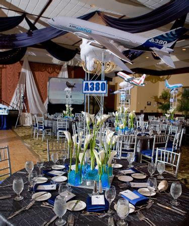 aviation themed events airplane theme barmitzvah we have plenty of space to