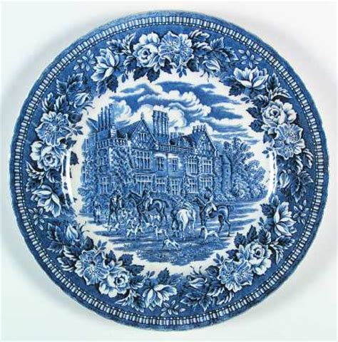 blue heritage pattern dishes h aynsley co england s heritage blue at replacements ltd