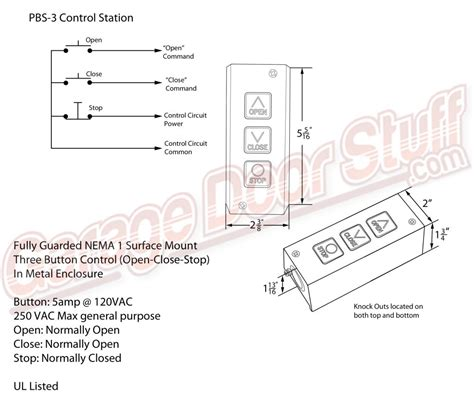 industrial wiring diagram circuit third switch industrial door opener wiring diagram diagram c industrial door opener