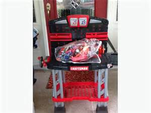 Kids Craftsman Tool Bench Craftsman Toy Tool Bench With Accessories Victoria City