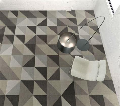 commercial tufted  loop pile wool carpet tile green