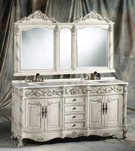 Mirror For Sink Vanity by 72 Inch Vanity Sink Vanity Antique White Vanity
