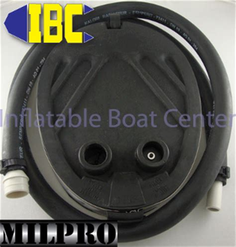 zodiac boat foot pump military inflatable boat foot pump