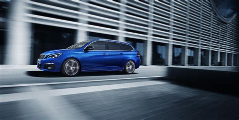 peugeot family drive peugeot 308 touring car showroom family wagon test
