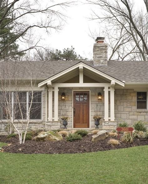ranch house entry makeover google search ranch entry 5 ways to create curb appeal increase home values