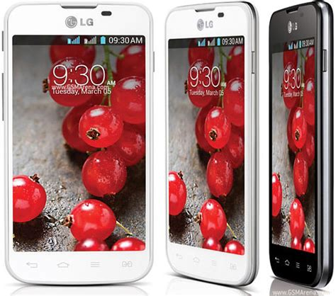 Hp Lg L3 L5 Dan L7 lg optimus l5 ii dual e455 pictures official photos