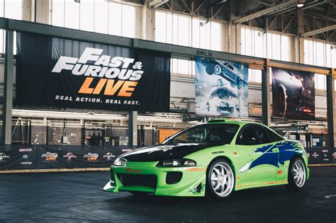 And Fast fast and furious live show all you need to by car